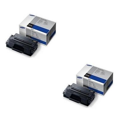 Original Samsung MLT-D203L Black Twin Pack High Capacity Toner Cartridges (HP SU897A)