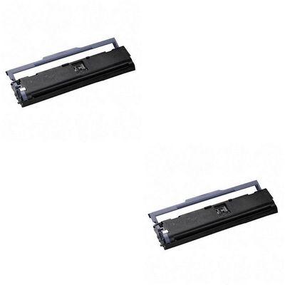 Original Sharp MX-45GTBA Black Twin Pack Toner Cartridges (MX-45GTBA)