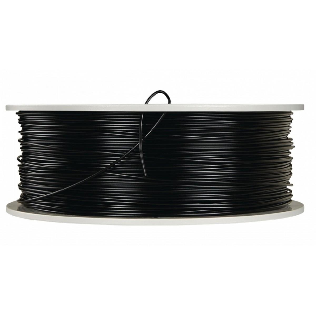 Original Verbatim Black 1.75mm 1kg PLA 3D Filament (55267)