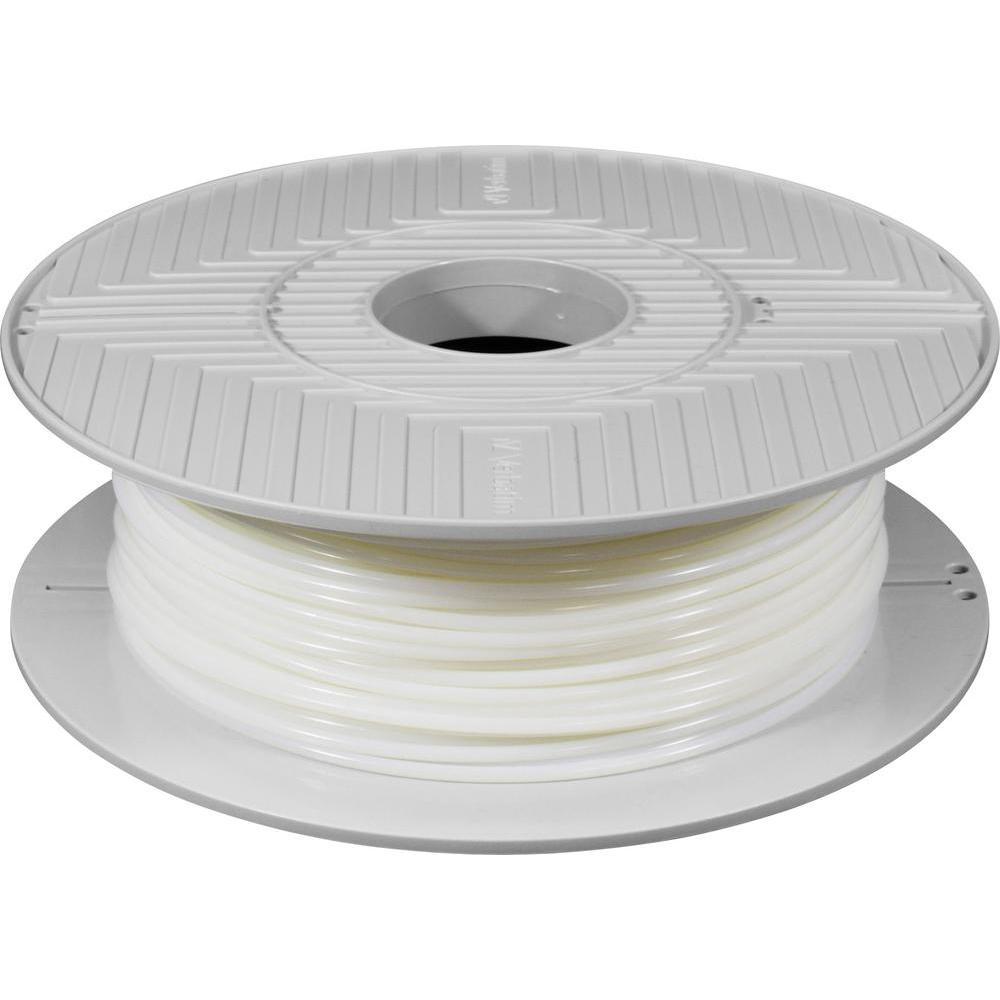 Original Verbatim White 2.85mm 0.5kg Primalloy TPE 3D Filament (55501)