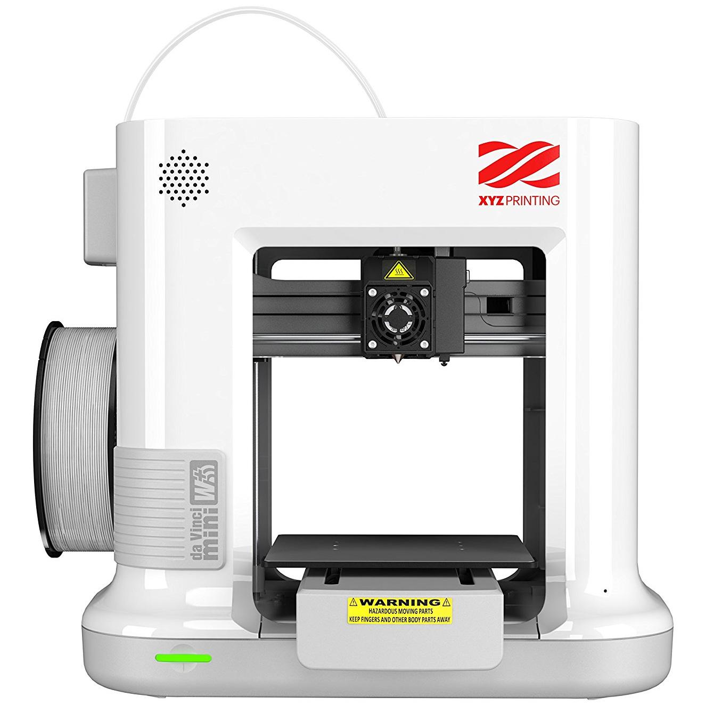 Original XYZPrinting daVinci Mini Fully Assembled WiFi 3D Printer (3FM3WXEU00C)
