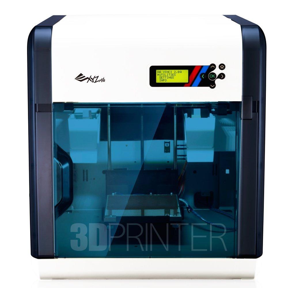 Original XYZPrinting 3F20AXEU00D da Vinci 2.0A Duo 3D Printer