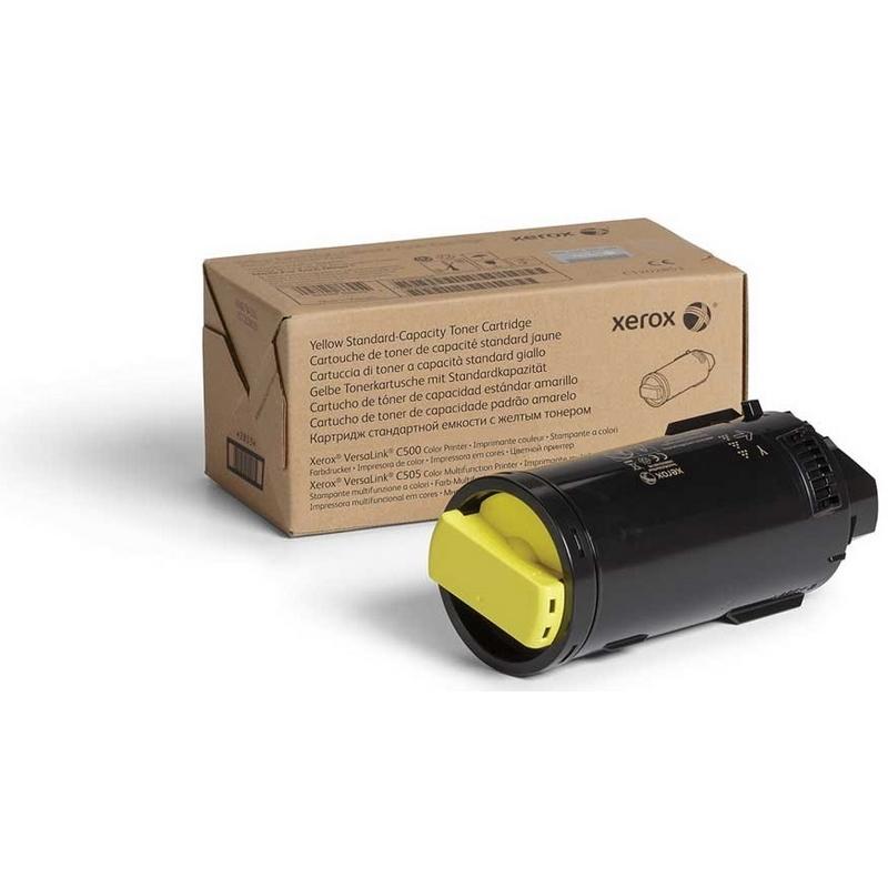 Original Xerox 106R03875 C50X Yellow Extra High Capacity Toner Cartridge (106R03875)