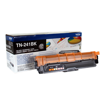Original Brother TN-241BK Black Toner Cartridge (TN241BK)