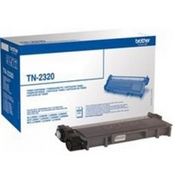Original Brother TN-2320 Black High Capacity Toner Cartridge (TN2320)