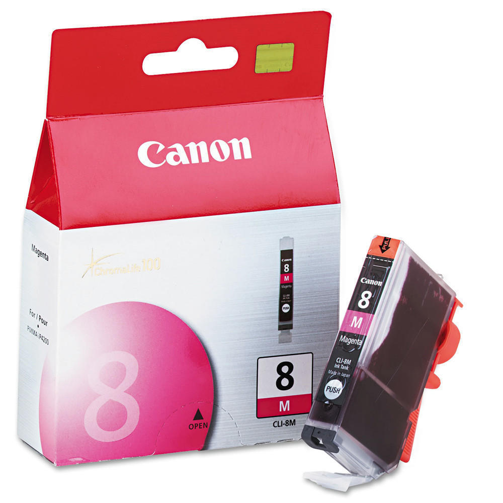 Premium Compatible Canon CLI 8C Cyan Ink Cartridge