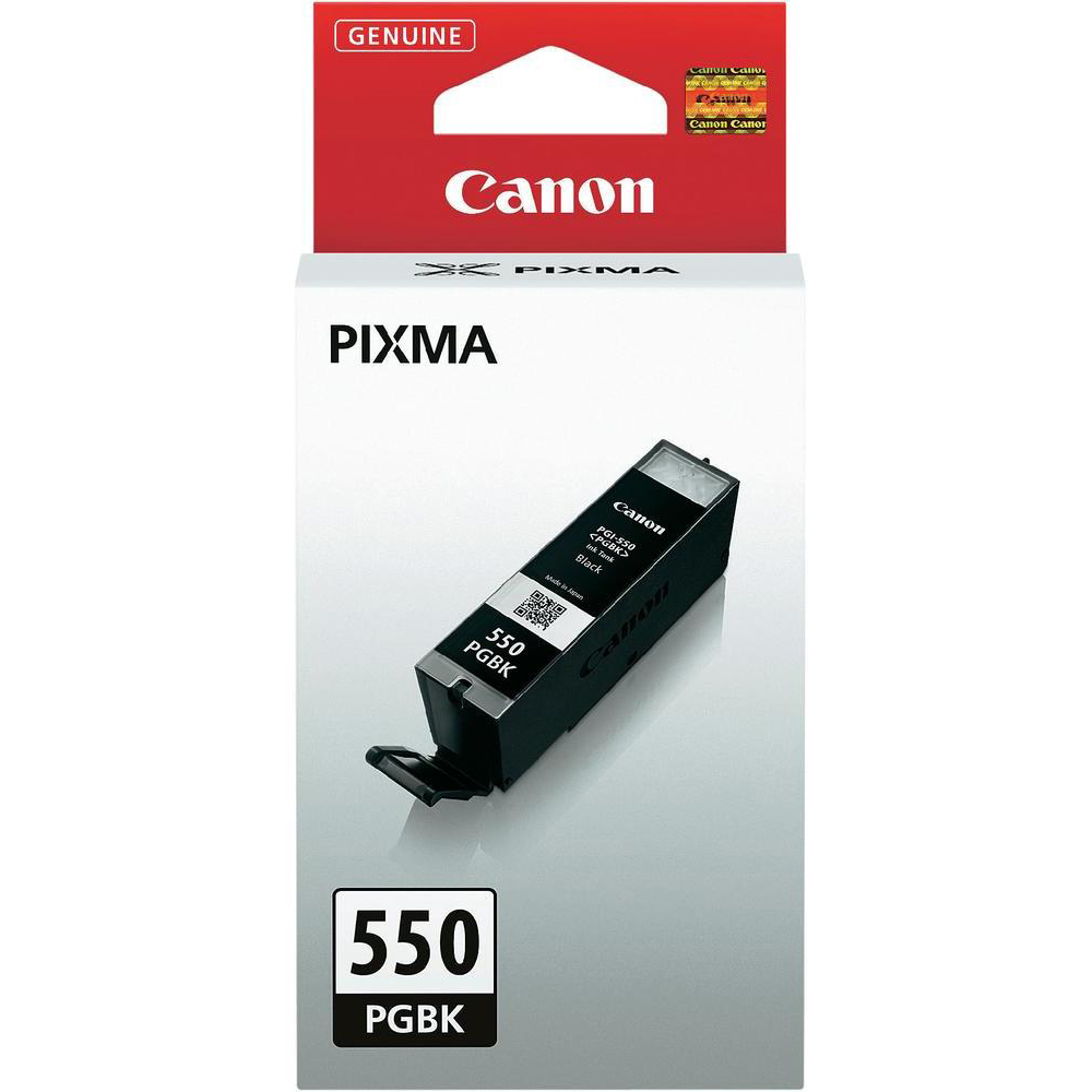 Original Canon PGI-550PGBK Black Ink Cartridge (6496B001)
