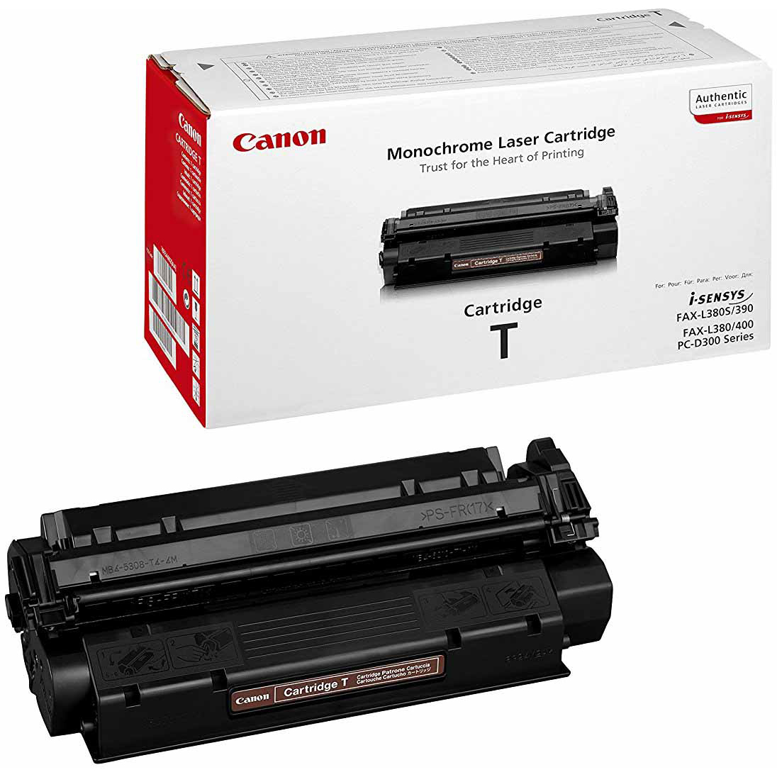 how to change a canon printer cartridge