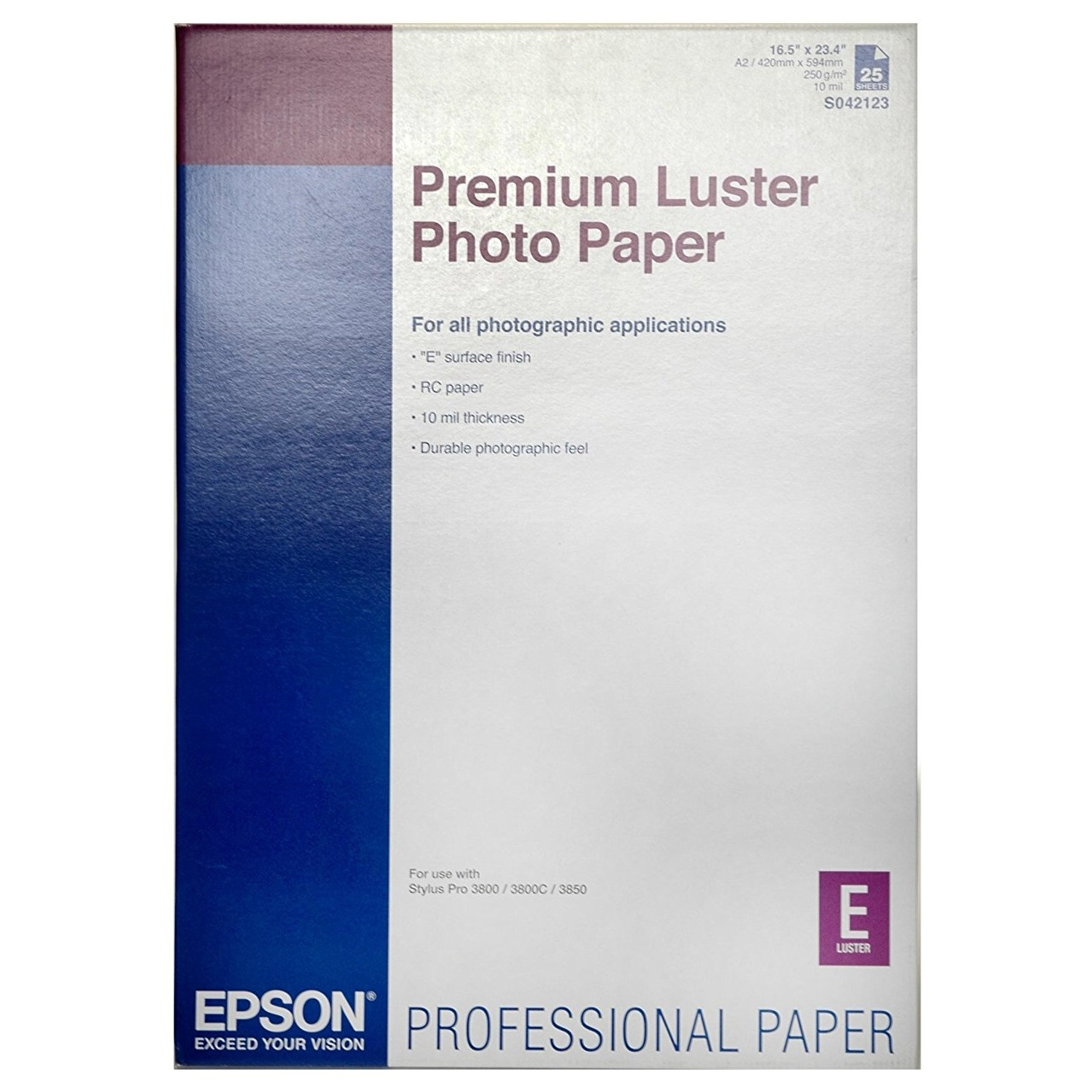 photo paper for epson printer