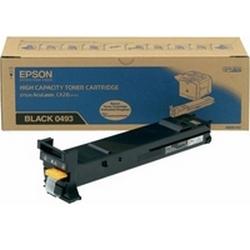 Original Epson S050493 Black High Capacity Toner Cartridge (C13S050493)