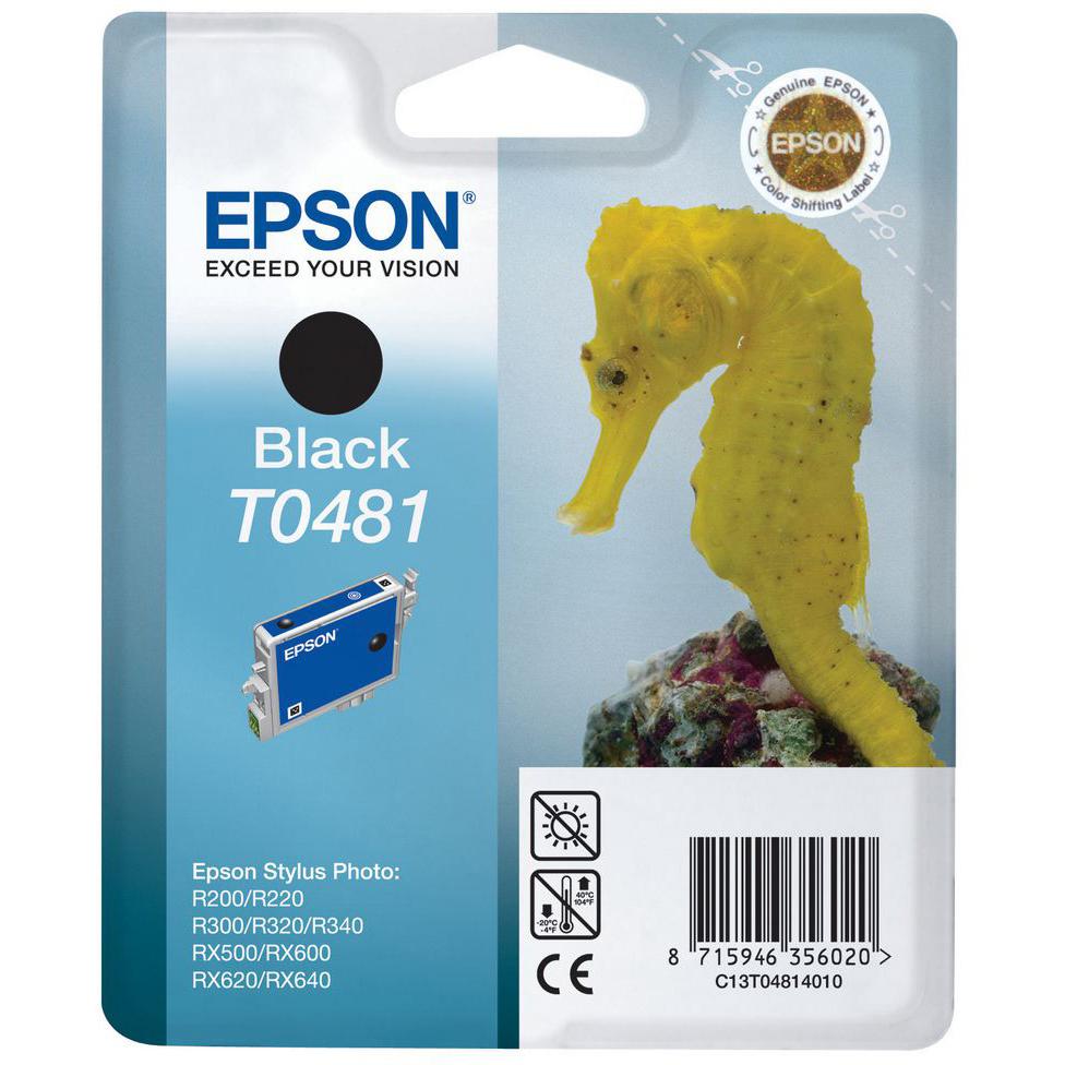 Epson E-T0481 (Single Cartridge)