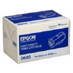 Original Epson S050691 Black High Capacity Toner Cartridge (C13S050691)