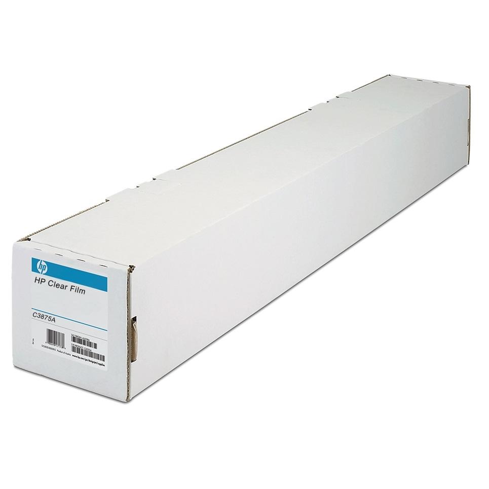 Original HP C3875A 174gsm 36in x 22.9m Clear Film Roll (C3875A)