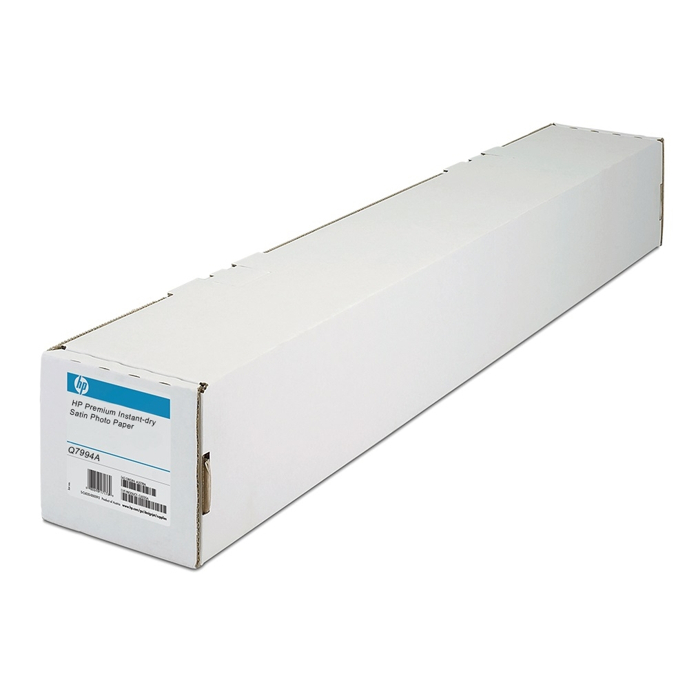 Original HP Q7994A 260gsm 36in x 100ft Photo Paper Roll (Q7994A)