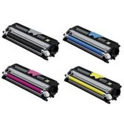 Original Konica Minolta A06V30 CMYK Multipack High Capacity Toner Cartridges (A0V30NH / A0V301H)