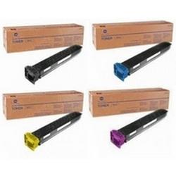 Original Konica Minolta TN413 / TN613 CMYK Multipack Toner Cartridges (A0TM151/ A0TM350/ A0TM250/ A0TM450)