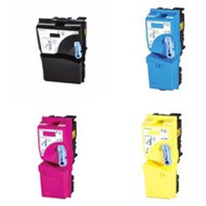 Original Kyocera TK-825 CMYK Multipack Toner Cartridges (TK825C/ TK825K/ TK825M/ TK825Y)