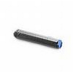 Original OKI 43502302 Black Toner Cartridge (43502302)