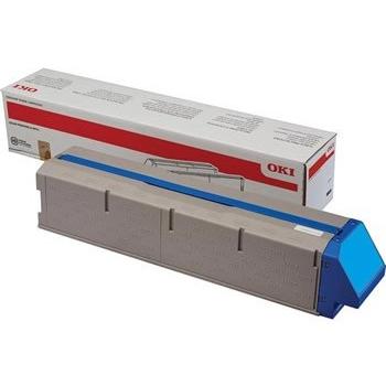 Original OKI 45536415 Cyan Toner Cartridge (45536415)