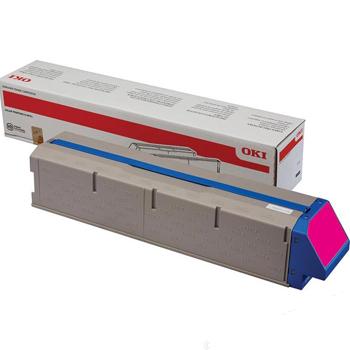 Original OKI 45536414 Magenta Toner Cartridge (45536414)