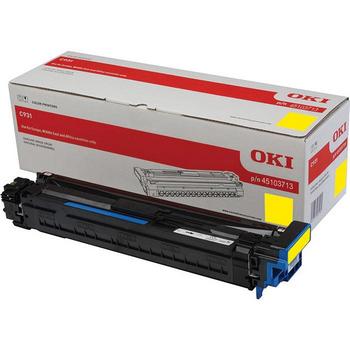 Original OKI 45103713 Yellow Drum Unit (45103713)