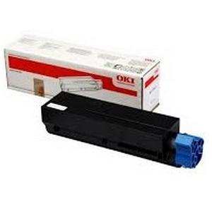 Original OKI 45807106 Black High Capacity Toner Cartridge (45807106)