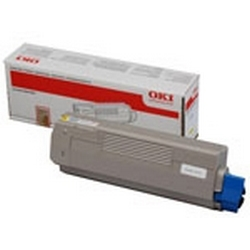 Original OKI 44059165 Yellow Toner Cartridge (44059165)