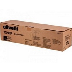 Original Olivetti B0727 Black Toner Cartridge (B0727)