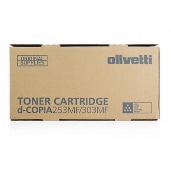 Original Olivetti B0979 Black Toner Cartridge (B0979)