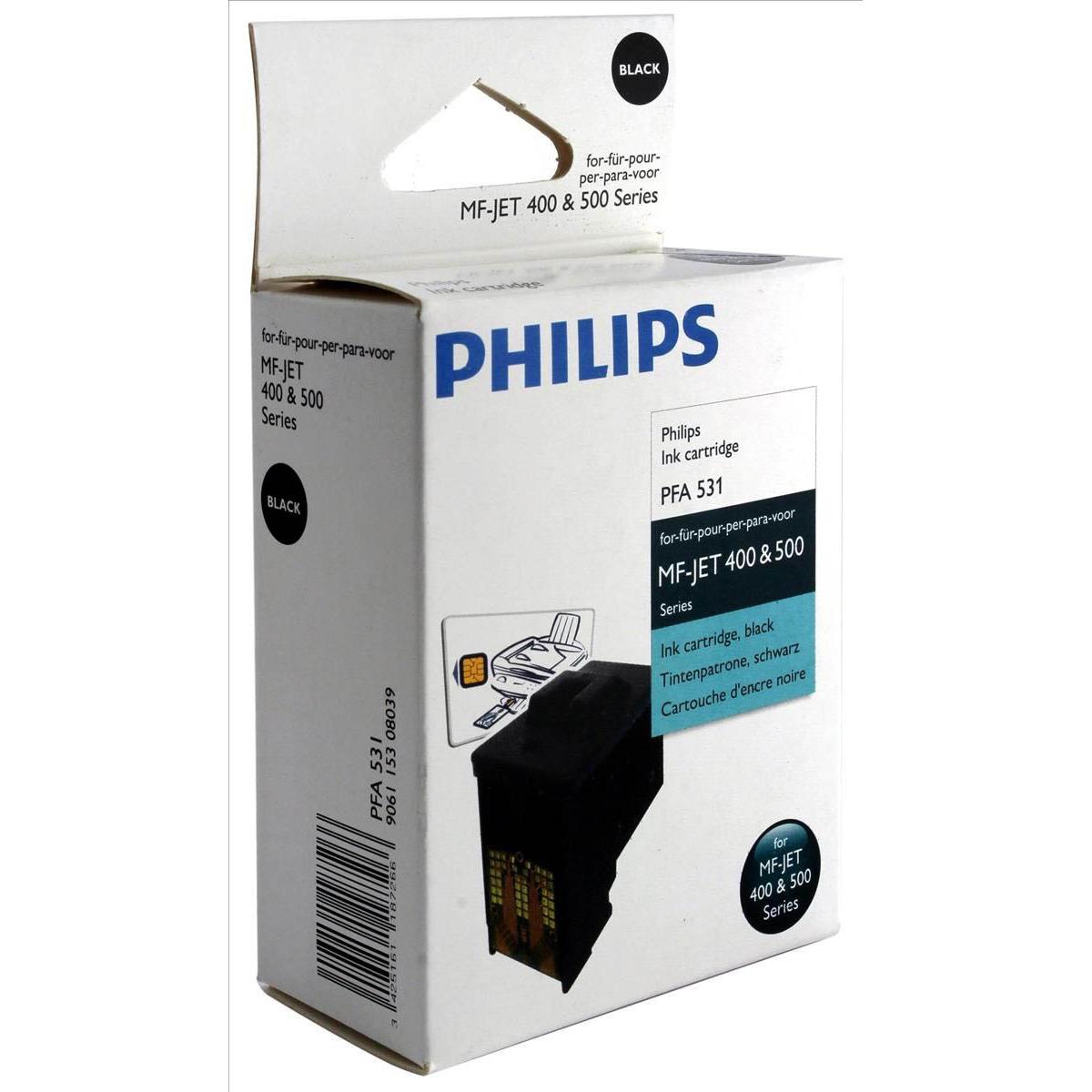 Original Philips PFA531 Black Ink Cartridge (PFA531)