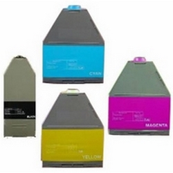 Original Ricoh Type P2 CMYK Multipack Toner Cartridges (885482/ 888238/ 885484/ 885483)