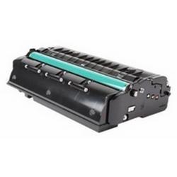 Original Ricoh 407246 Black High Capacity Toner Cartridge (407246)