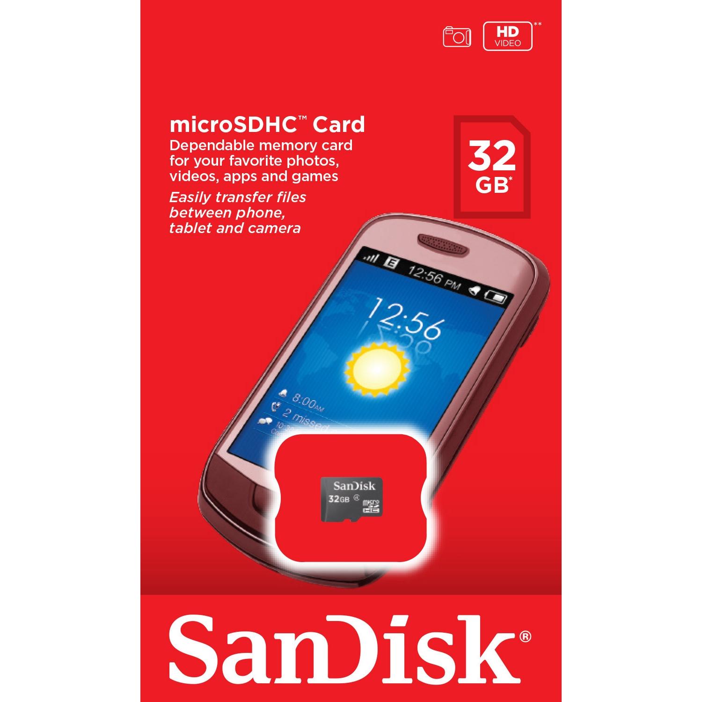 original sandisk extreme plus 32gb microsdxc memory card. Black Bedroom Furniture Sets. Home Design Ideas
