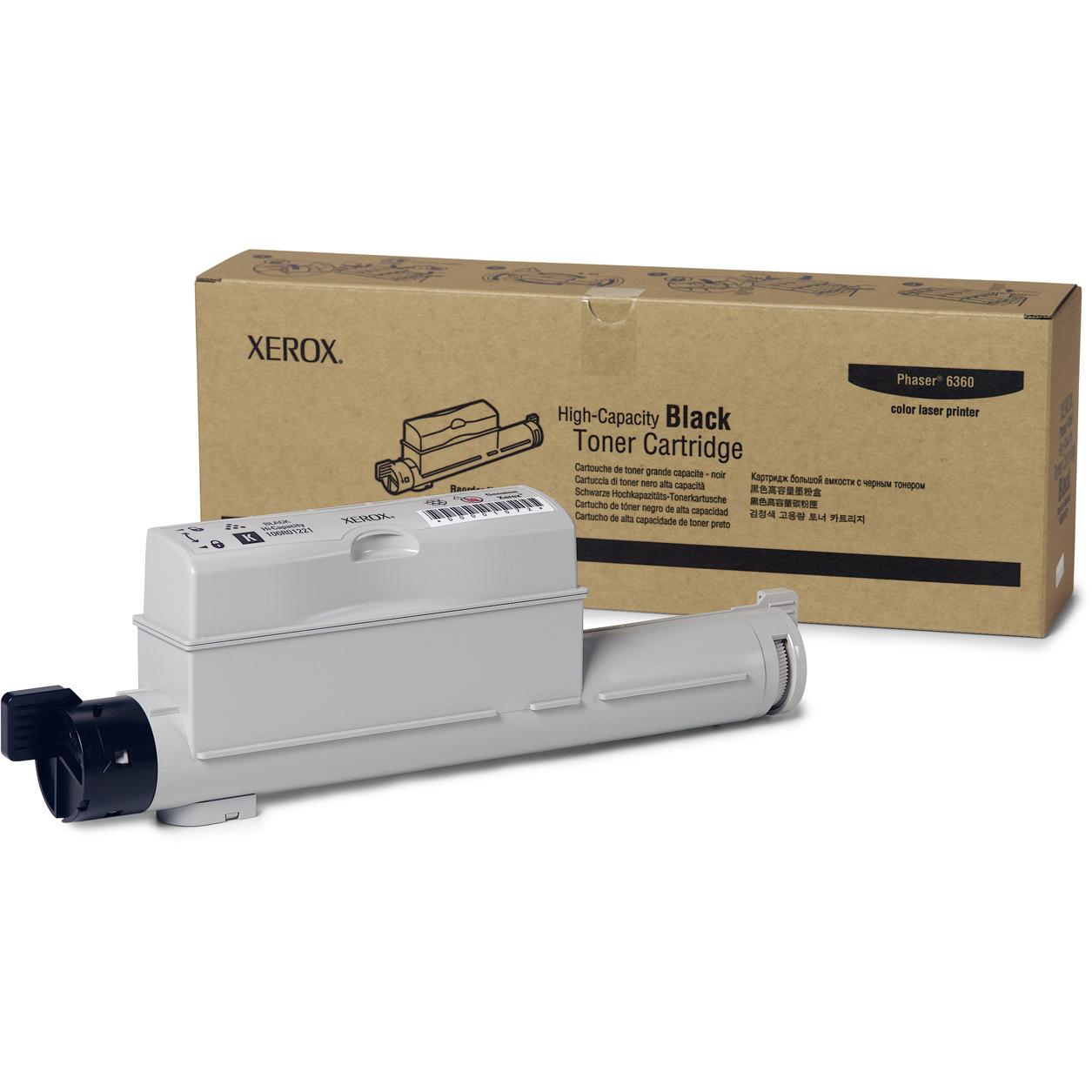 Original Xerox 106R01300 Black Ink Cartridge (106R01300)