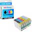 Epson T0807 C, M, Y, K, LC, LM Multipack Ink Cartridges (C13T08074011)