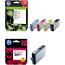 HP 364XL C, M, Y, K, PBK Multipack Ink Cartridges