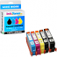 HP 364XL C, M, Y, K, PBK Multipack Ink Cartridges (CB322EE / N9J74AE)