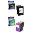 HP 301XL Black & Colour Combo Pack High Capacity Ink Cartridges (CH564EE & CH563EE)