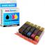 Canon PGI-525PGBK / CLI-526 C, M, Y, K Multipack Ink Cartridges (4529B001 / 4540B017)