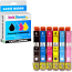 Epson 24XL C, M, Y, K, LC, LM Multipack High Capacity Ink Cartridges (C13T24384010)