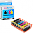 Canon PGI-550PGBKXL / CLI-551XL C, M, Y, BK, GY Multipack High Capacity Ink Cartridges