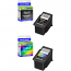 Canon PG-540XL / CL-541XL Black & Colour Combo Pack High Capacity Ink Cartridges