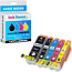 Epson 33XL C, M, Y, K, PBK Multipack High Capacity Ink Cartridges