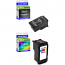Canon PG-545XL / CL-546XL Black & Colour Combo Pack High Capacity Ink Cartridges (8286B006)