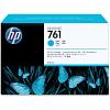 Original HP 761 Cyan Ink Cartridge (CM994A)