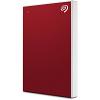 Original Seagate Backup Plus Slim 1TB Red USB 3.0 External Hard Drive (STHN1000403)