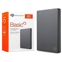 Original Seagate Basics 2TB USB 3.0 External Hard Drive (STJL2000400)