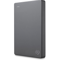 Original Seagate Basic 4TB Grey USB 3.0 External Portable Hard Drive (STJL4000400)