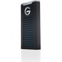Original G-Technology G-DRIVE Mobile 500GB External Solid State Drive (0G06052-1)