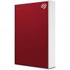 Original Seagate Backup Plus 5TB Red USB 3.0 External Hard Drive (STHP5000403)